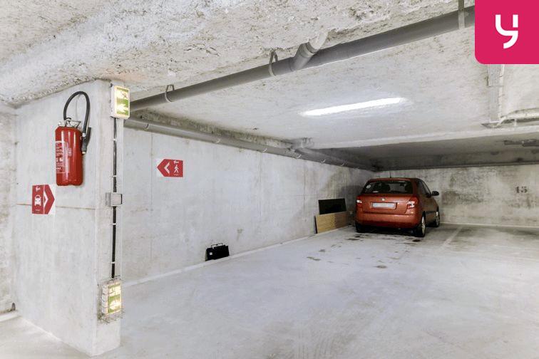 Parking École George Sand - Bussy-Saint-Georges 2 rue Henri Cartier Bresson