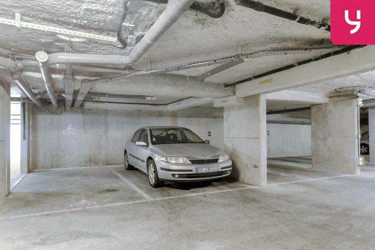 Parking École George Sand - Bussy-Saint-Georges à louer