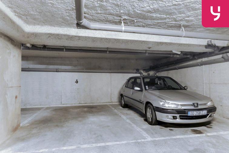 Parking École George Sand - Bussy-Saint-Georges en location