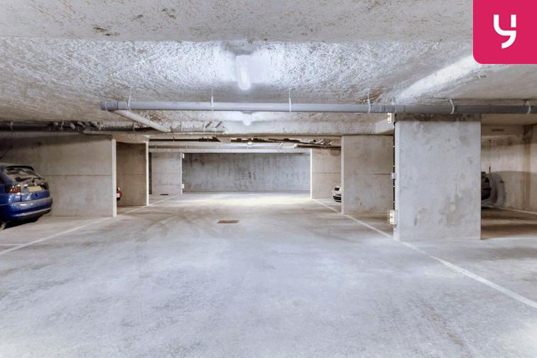 Parking École George Sand - Bussy-Saint-Georges caméra