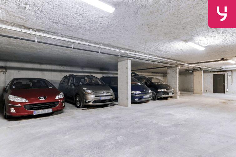 Parking École George Sand - Bussy-Saint-Georges souterrain