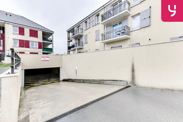 Parking École George Sand - Bussy-Saint-Georges Bussy-Saint-Georges