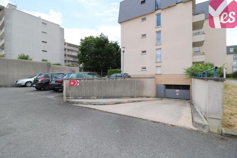 Parking Centre Hospitalier Marc Jacquet - Melun pas cher