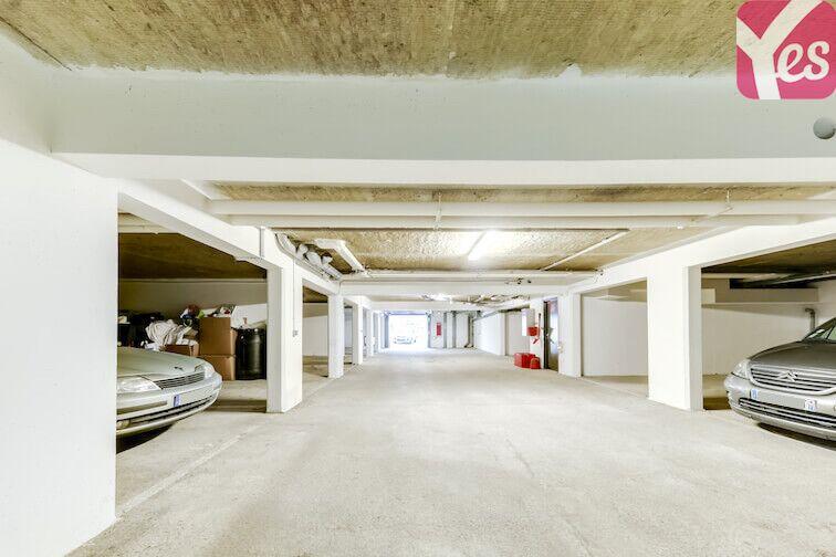 Parking Beauval Verriere - Meaux à louer