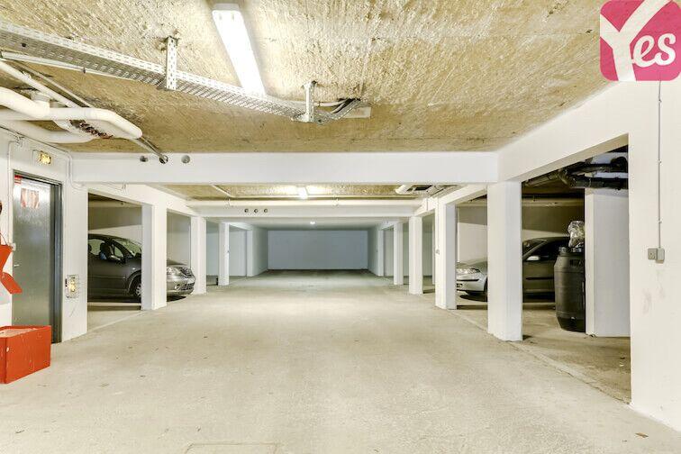 Parking Beauval Verriere - Meaux garage