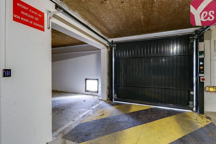 Parking Beauval Verriere - Meaux box