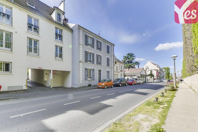 location parking Château de Champs-sur-Marne
