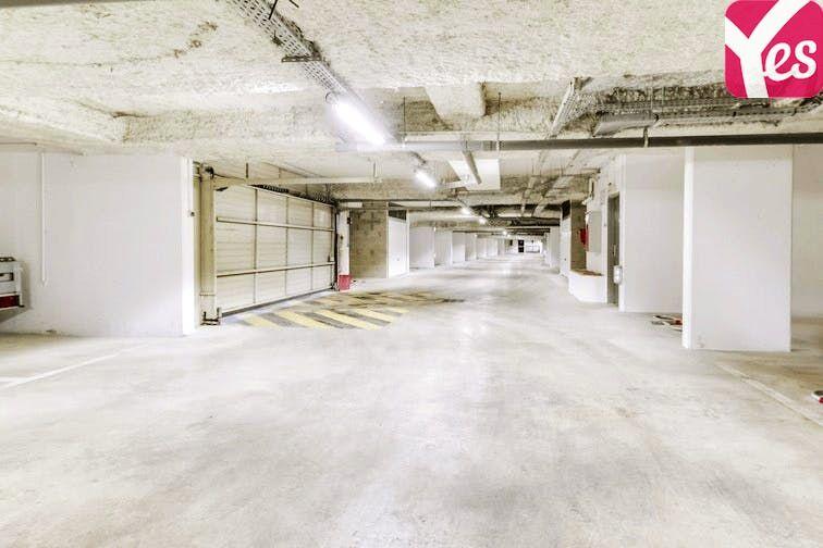 Parking Gare de Mitry Claye - Mitry-Mory sécurisé