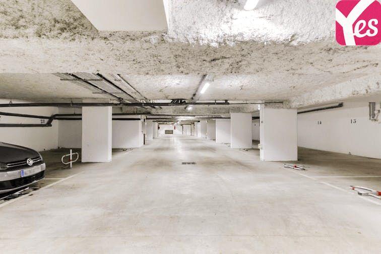 Parking Gare de Mitry Claye - Mitry-Mory gardien