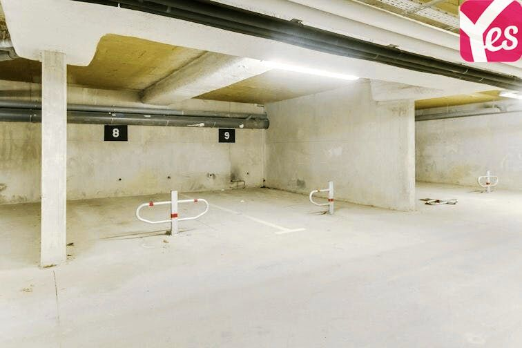Parking Centre Équestre Claye-Souilly souterrain