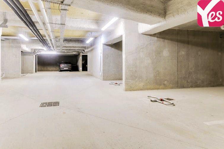 Parking Centre Équestre Claye-Souilly sécurisé