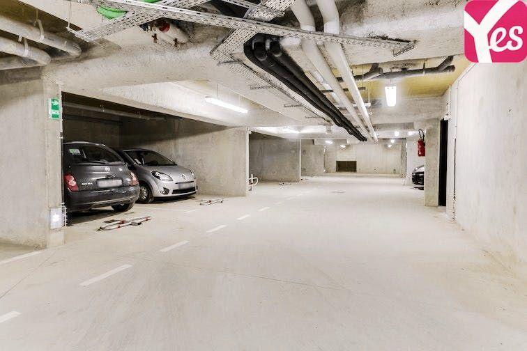 Parking Centre Équestre Claye-Souilly box