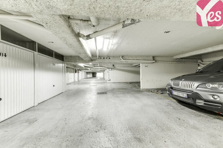 Parking Prévert - Combs-la-Ville souterrain