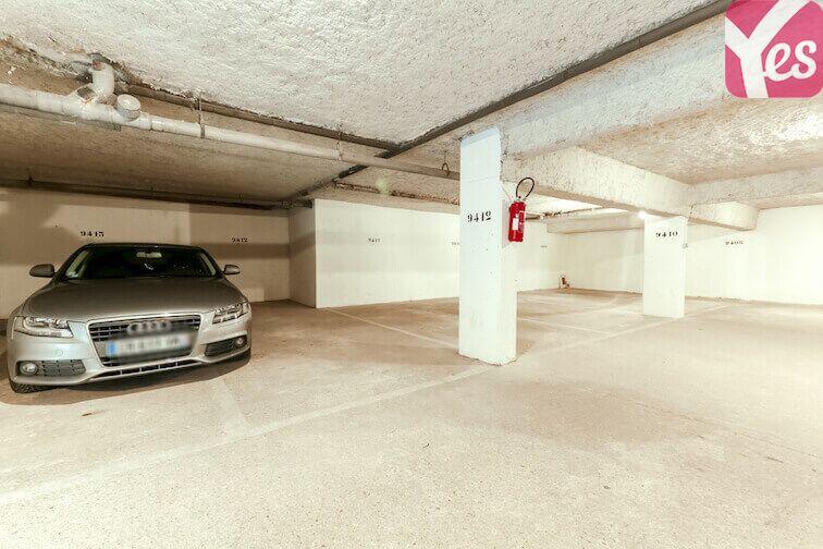 Parking Mairie de La-Ferté-sous-Jouarre 77260