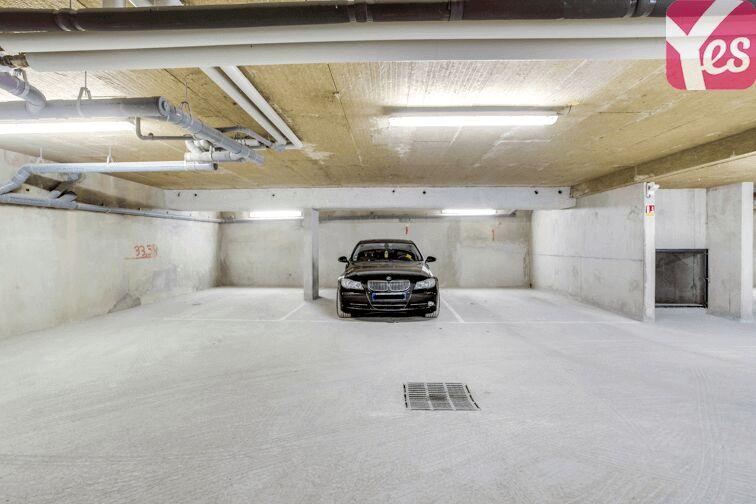 Parking École Jeu De Paume - Créteil location mensuelle
