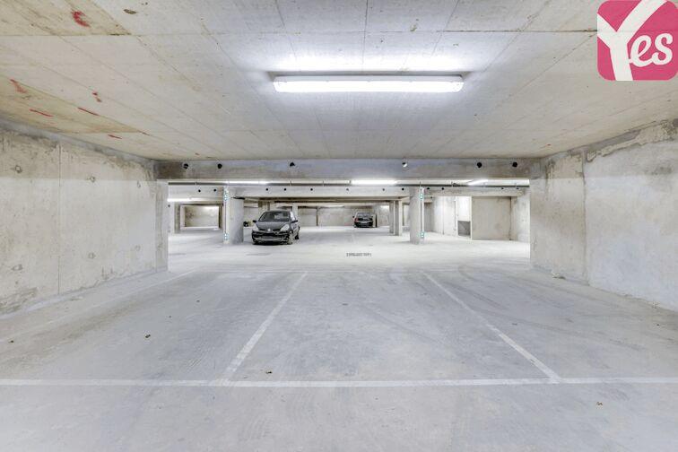 Parking École Jeu De Paume - Créteil en location