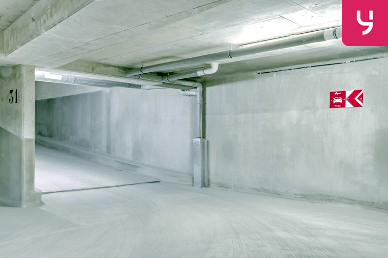 Parking Les Changis - Rosny-sous-Bois gardien