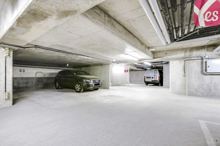Parking Les Changis - Rosny-sous-Bois sécurisé