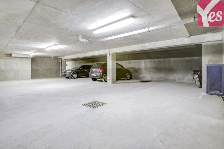 Parking Les Changis - Rosny-sous-Bois location mensuelle