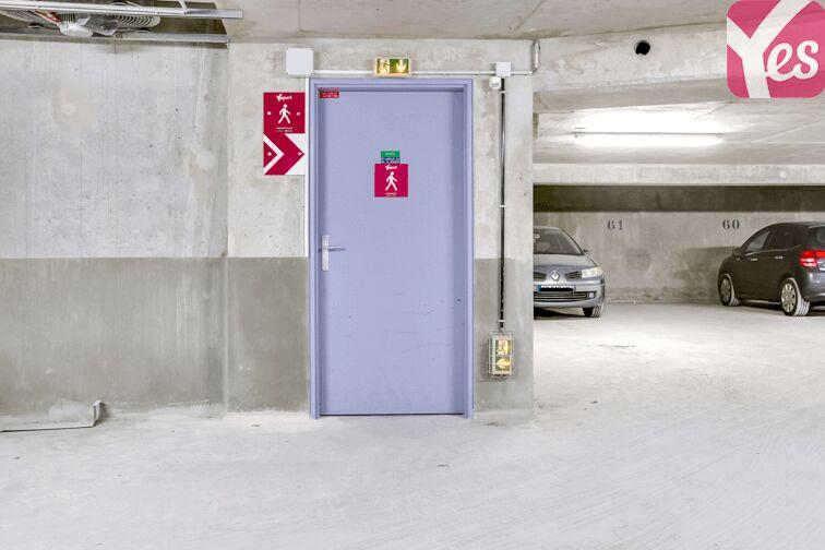 Parking Les Changis - Rosny-sous-Bois 24/24 7/7