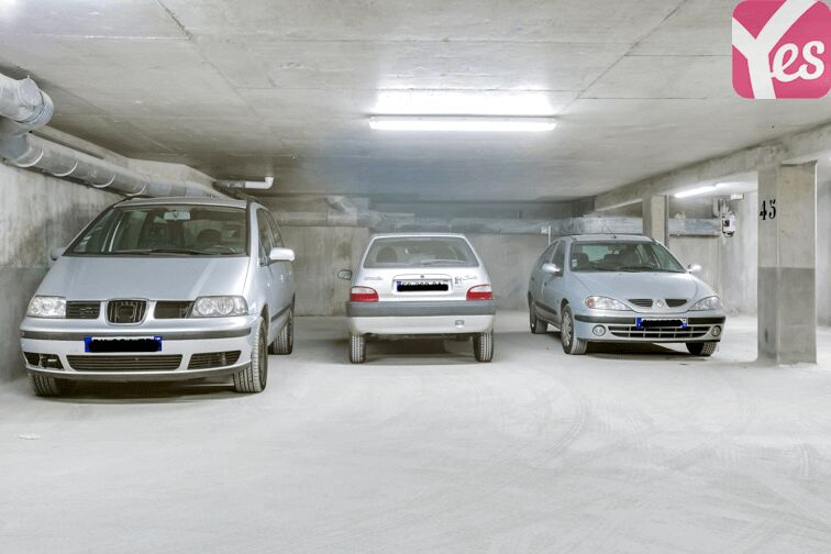 Parking Les Changis - Rosny-sous-Bois Rosny-sous-Bois