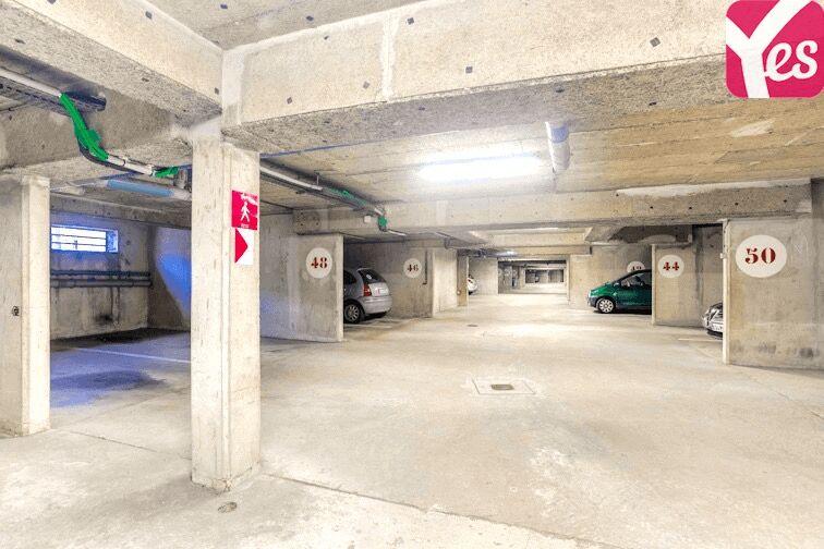 location parking Bois de Vincennes Nord