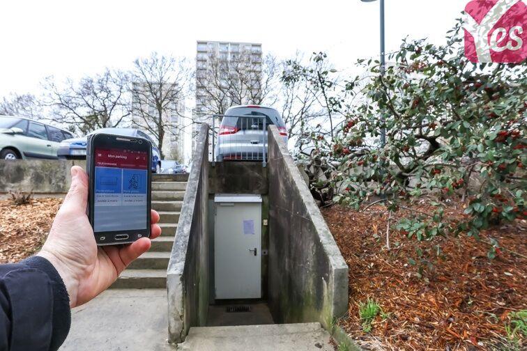 Parking Bréquigny - Rennes location