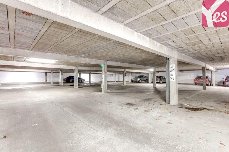 Parking Bréquigny - Rennes 35200