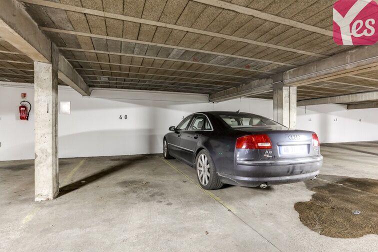 Parking Bréquigny - Rennes sécurisé