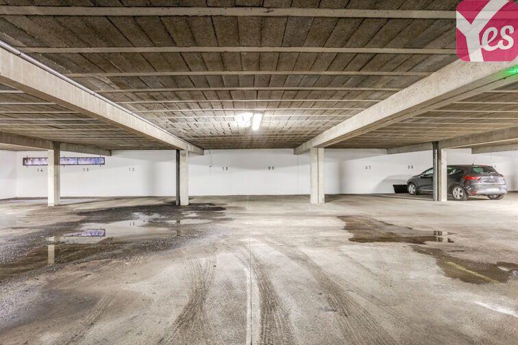 Parking Bréquigny - Rennes gardien