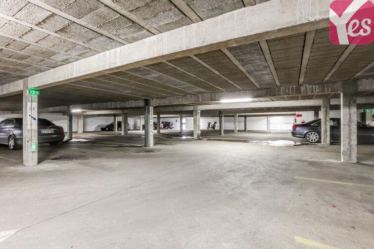 Parking Bréquigny - Rennes 6 rue de Suede