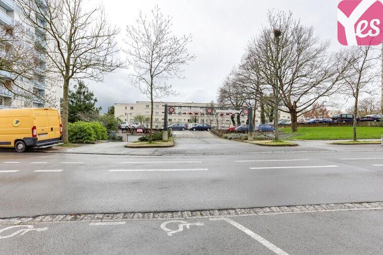 Parking Bréquigny - Rennes souterrain