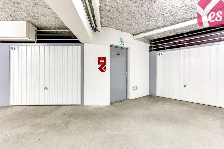Parking Francisco Ferrer - Landry - Poterie - Rennes 10-12-14 boulevard Villebois Mareuil