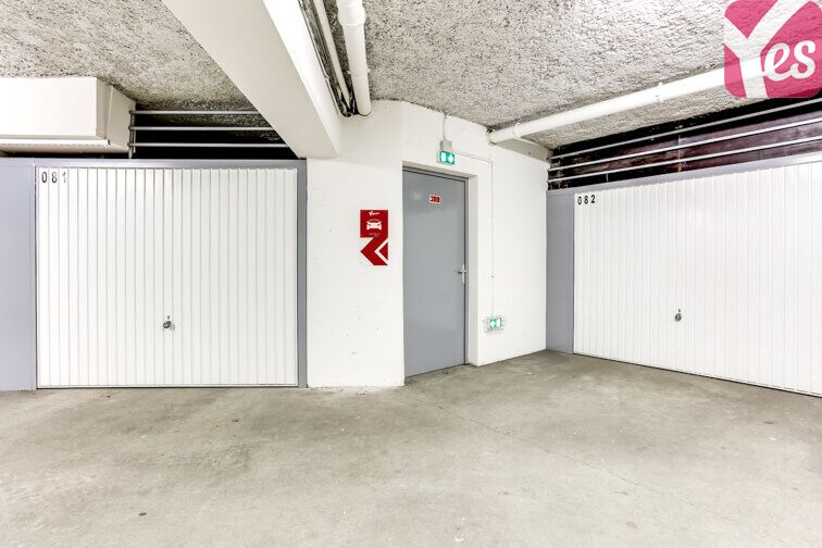 Parking Francisco Ferrer - Landry - Poterie - Rennes gardien