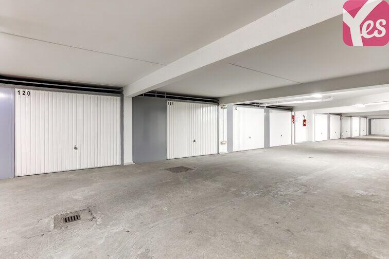 Parking Francisco Ferrer - Landry - Poterie - Rennes secure