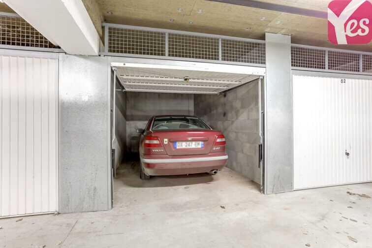 Parking Villejean - Beauregard - Rennes 35000