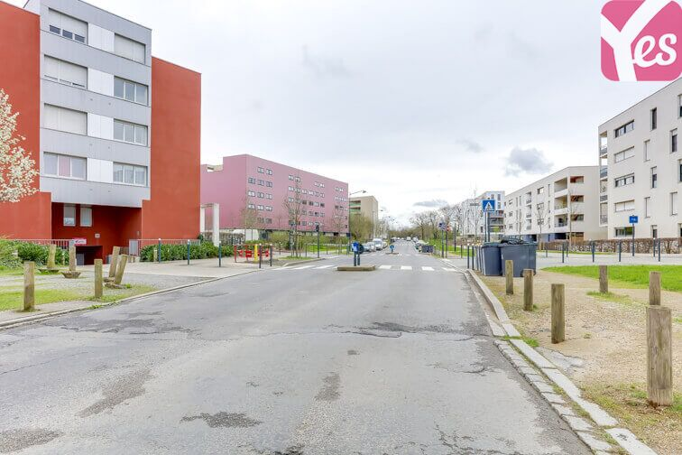Parking Villejean - Beauregard - Rennes avis