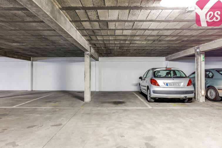 Parking Le Blosne - Rennes souterrain
