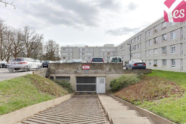 Parking Le Blosne - Rennes 16 boulevard Leon Grimault