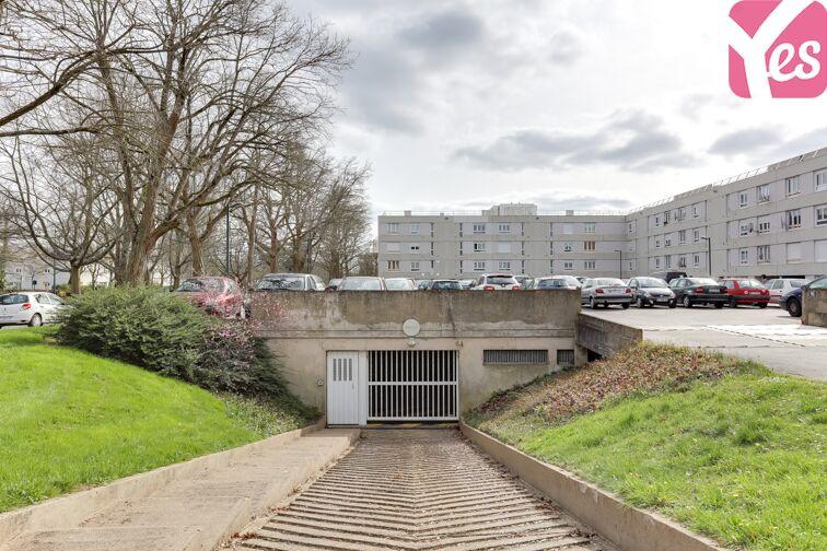 Parking Le Blosne - Rennes 35200