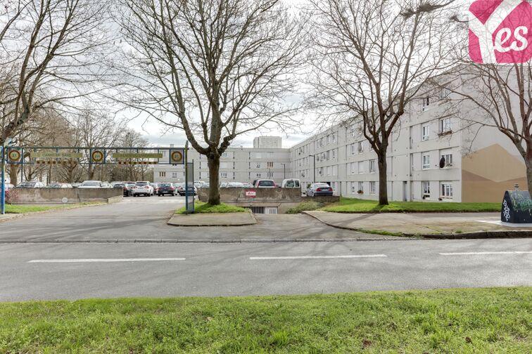 Parking Le Blosne - Rennes sécurisé