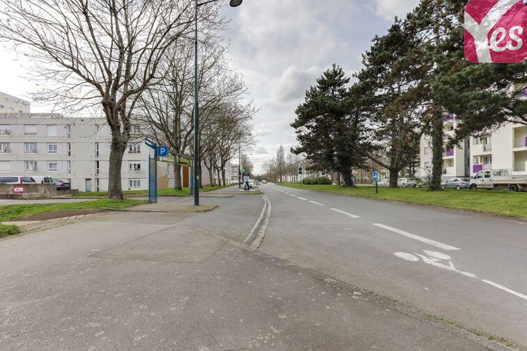 Parking Le Blosne - Rennes location mensuelle