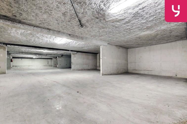 location parking Mairie de Saint-Brice-sous-Forêt