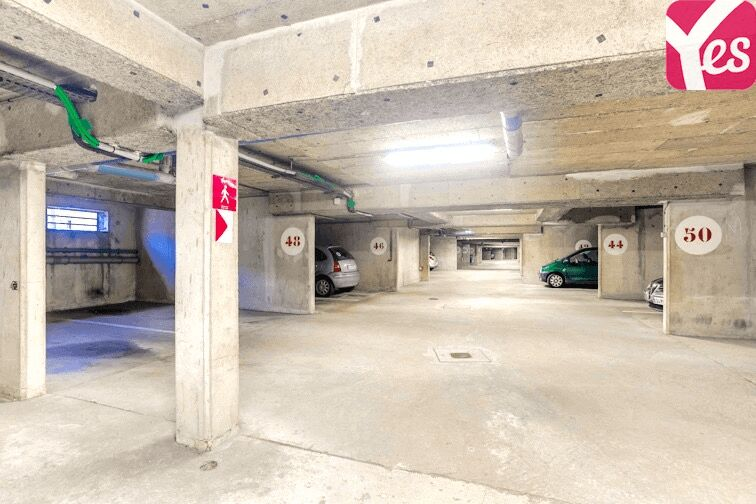 location parking Lille Euralille