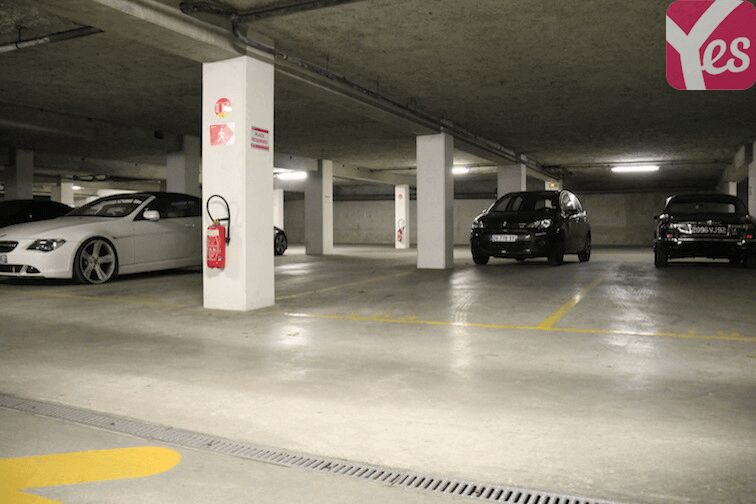 location parking Lille Grand Palais