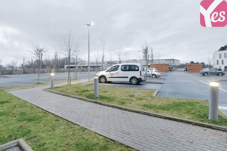 Parking Appart'city Strasbourg Aéroport Entzheim Est avis