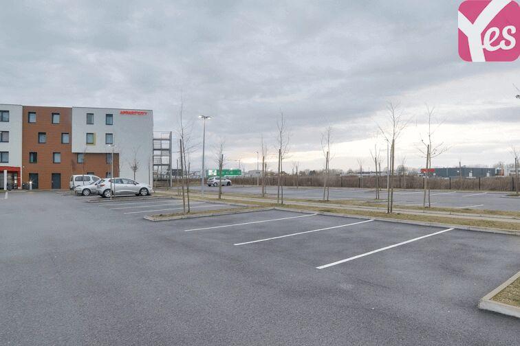 Parking Appart'city Strasbourg Aéroport Entzheim Est box