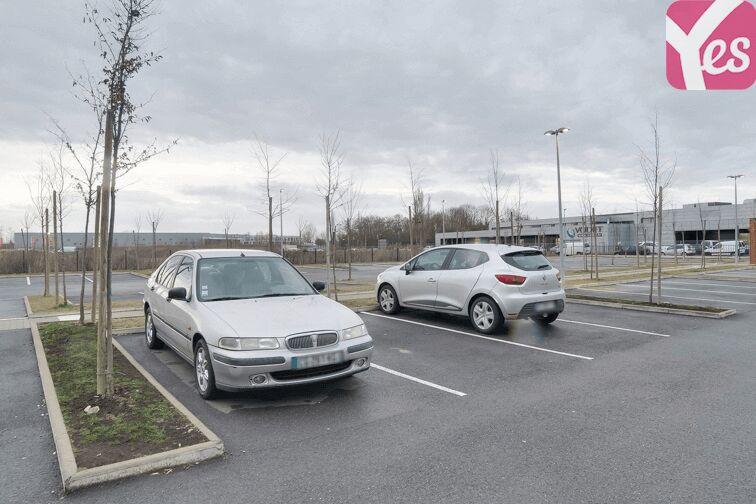 Parking Appart'city Strasbourg Aéroport Entzheim Est sécurisé