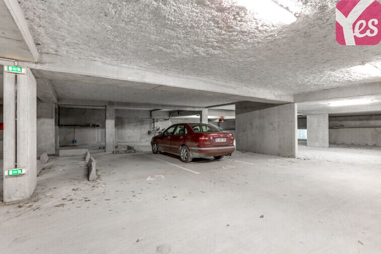 Parking Rennes Beauregard box