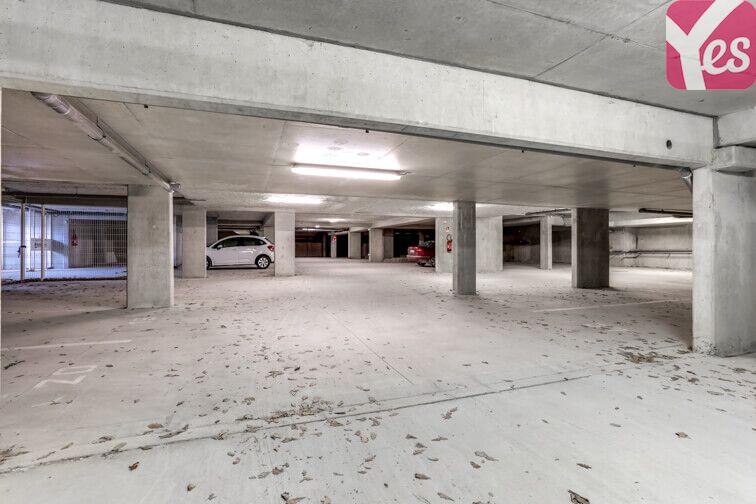 Parking Rennes Beauregard 35000